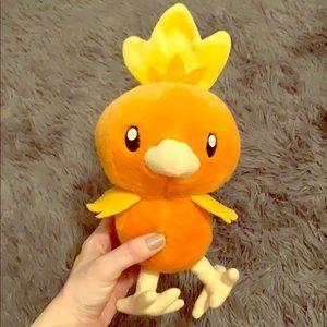 Torchic Pokémon Plushie